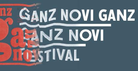 GANZ NOVI FESTIVAL 2013