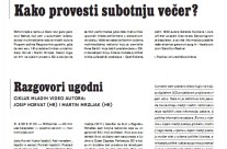 (Hrvatski) Bilten #7
